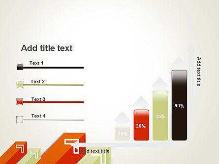 Diagonal Arrows PowerPoint Template Slide 8