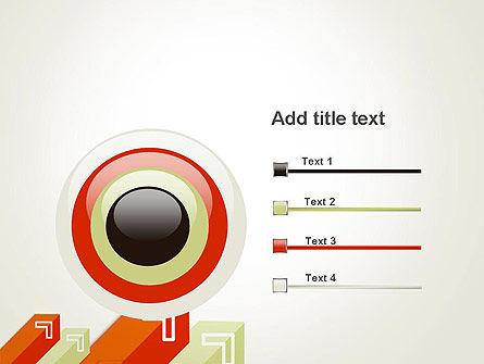 Diagonal Arrows PowerPoint Template Slide 9