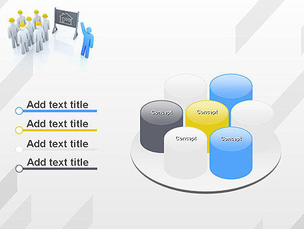 Discussion of Project PowerPoint Template Slide 12