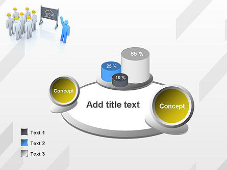 Discussion of Project PowerPoint Template Slide 6