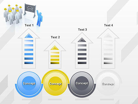 Discussion of Project PowerPoint Template Slide 7