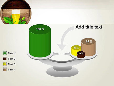 Draft Beer PowerPoint Template Slide 10