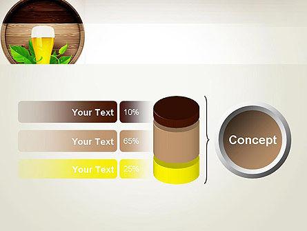 Draft Beer PowerPoint Template Slide 11