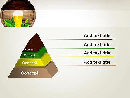Draft Beer PowerPoint Template Slide 12