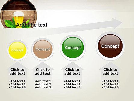 Draft Beer PowerPoint Template Slide 13