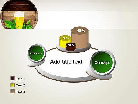 Draft Beer PowerPoint Template Slide 16