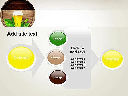 Draft Beer PowerPoint Template Slide 17