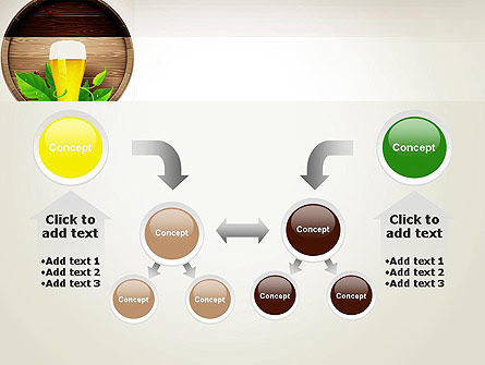 Draft Beer PowerPoint Template Slide 19