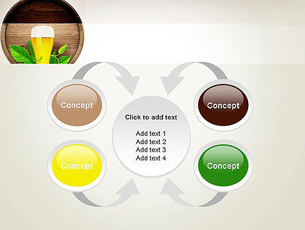 Draft Beer PowerPoint Template Slide 6