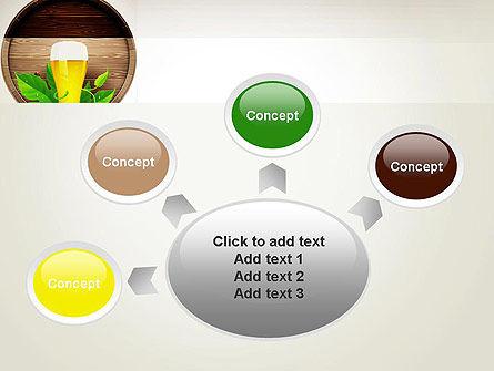 Draft Beer PowerPoint Template Slide 7