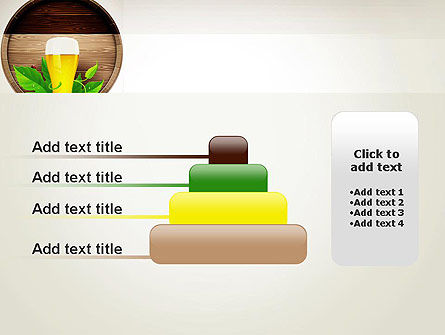 Draft Beer PowerPoint Template Slide 8