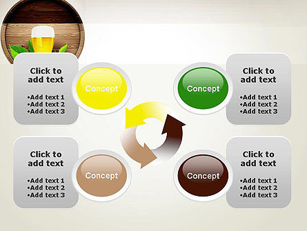 Draft Beer PowerPoint Template Slide 9