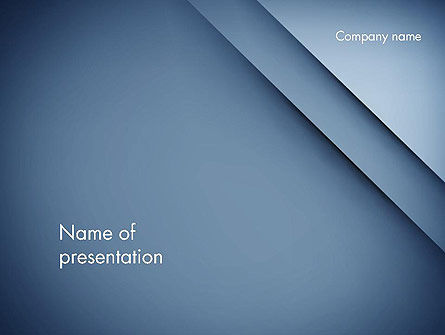 Business Abstract Background PowerPoint Template