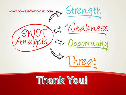SWOT Analysis Strategy PowerPoint Template Slide 20