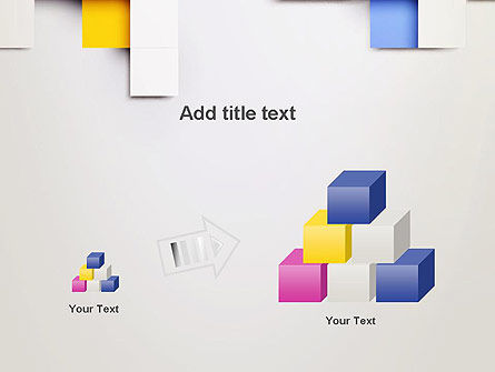 Abstract Folders PowerPoint Template Slide 13