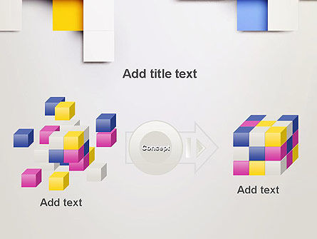 Abstract Folders PowerPoint Template Slide 17