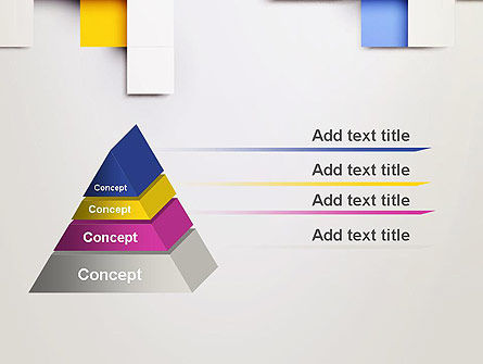 Abstract Folders PowerPoint Template Slide 4