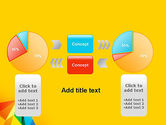 Vivid Polygonal Background PowerPoint Template#16