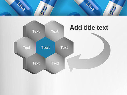Social Pills PowerPoint Template Slide 11