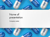 Consulting: Social Pills PowerPoint Template #13377