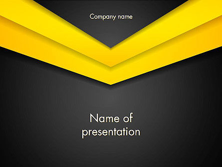 Abstract Envelope PowerPoint Template, 13380, Abstract/Textures — PoweredTemplate.com
