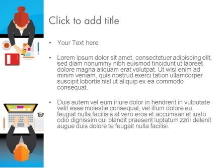 Communication for Successful Project PowerPoint Template, Slide 3, 13383, Business Concepts — PoweredTemplate.com