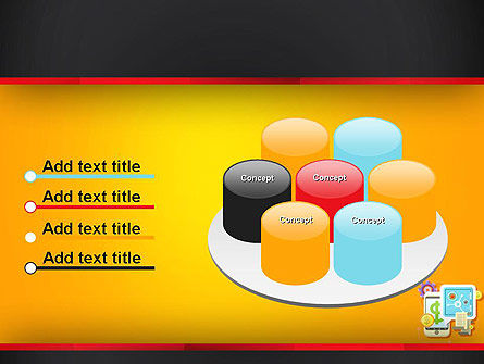 Internet Banking PowerPoint Template Slide 12