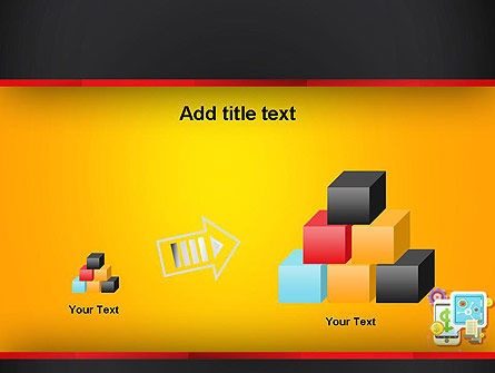 Internet Banking PowerPoint Template Slide 13