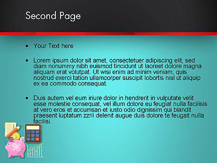 Accounting Software PowerPoint Template, Slide 2, 13407, Financial/Accounting — PoweredTemplate.com