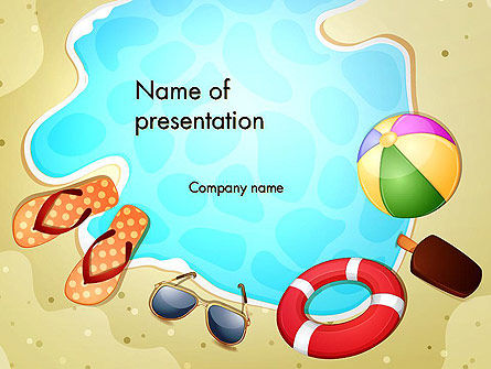 Holiday/Special Occasion: Leisure PowerPoint Template #13408