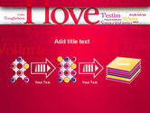 Declaration of Love in Different Languages PowerPoint Template#9