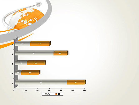 Orange Countries PowerPoint Template Slide 11