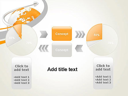 Orange Countries PowerPoint Template Slide 16