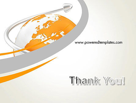 Orange Countries PowerPoint Template Slide 20
