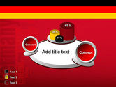 Germany Word Cloud PowerPoint Template#16
