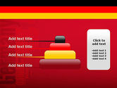 Germany Word Cloud PowerPoint Template#8
