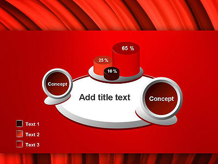 Undulating PowerPoint Template Slide 16