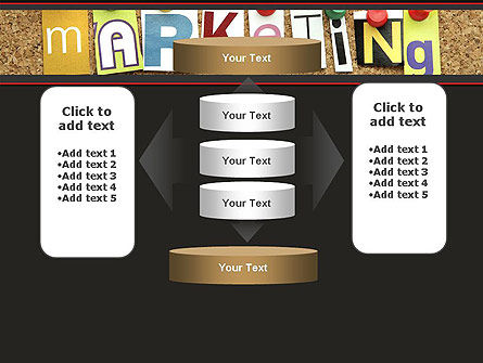 Marketing and Advertising PowerPoint Template Slide 13