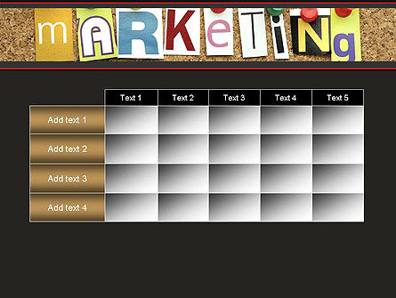 Marketing and Advertising PowerPoint Template Slide 15
