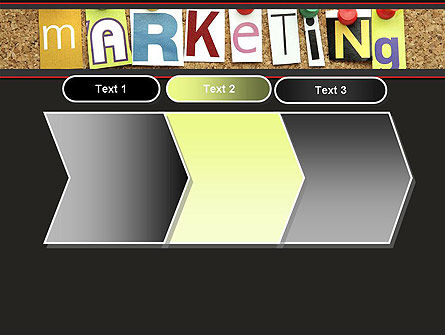 Marketing and Advertising PowerPoint Template Slide 16