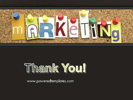 Marketing and Advertising PowerPoint Template Slide 20