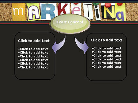 Marketing and Advertising PowerPoint Template Slide 4