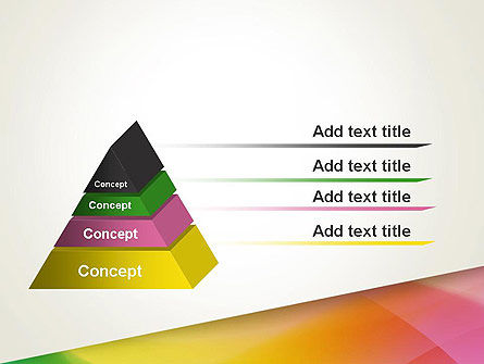 Orange Green Gradient PowerPoint Template Slide 12