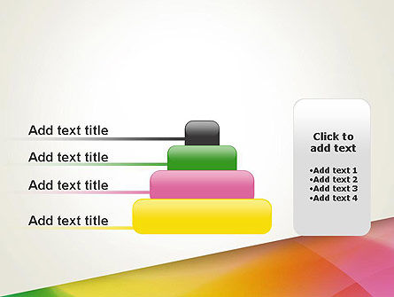 Orange Green Gradient PowerPoint Template Slide 8