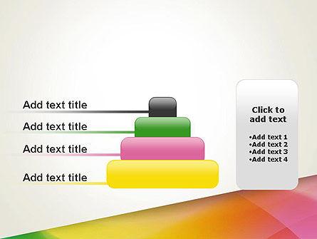Orange Green Gradient PowerPoint Template Slide 8