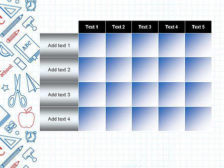 School Background PowerPoint Template Slide 15