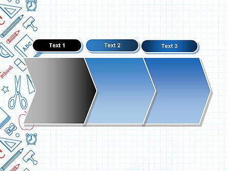 School Background PowerPoint Template Slide 16