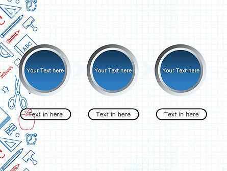 School Background PowerPoint Template Slide 5
