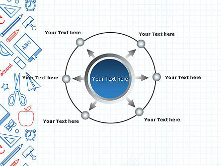 School Background PowerPoint Template Slide 7