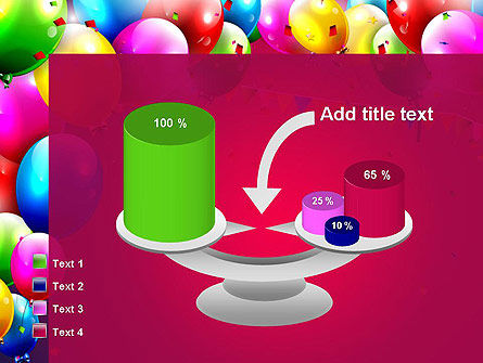 Colorful Birthday PowerPoint Template Slide 10